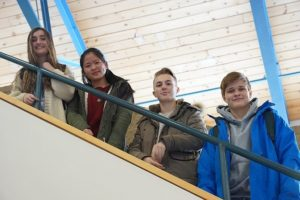 European exchange students at Moffat County High School shatter stereotypes